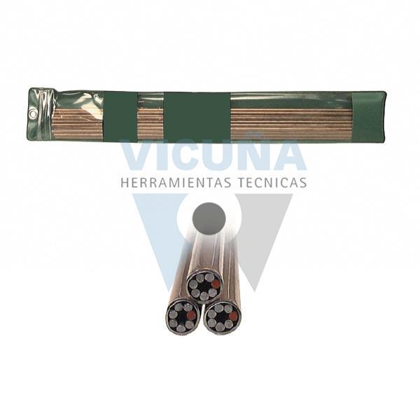 MINI TERMOLANZA 6,35mm x 450mm