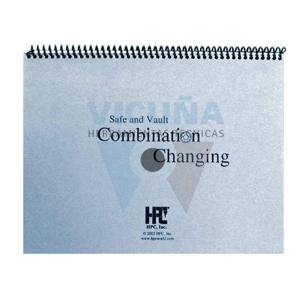 LITERATURA TEC. CAJAS DE SEGURIDAD(Combi-Change) (INGLES)