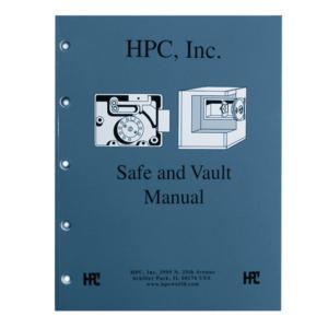 LITERATURA TEC. CAJAS DE SEGURIDAD (Manual Safe) (INGLES)