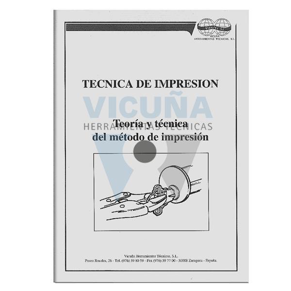 MANUAL SOBRE TECNICAS DE IMPRESION (ESPAÑOL)