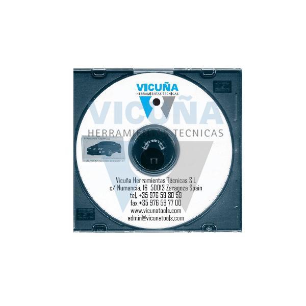 CD APERTURA COCHES WENDT I (89-93) (ALEMAN)