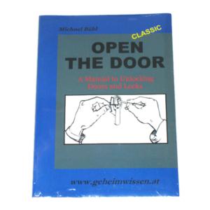 """LIBRO """"Open the Door"""""""